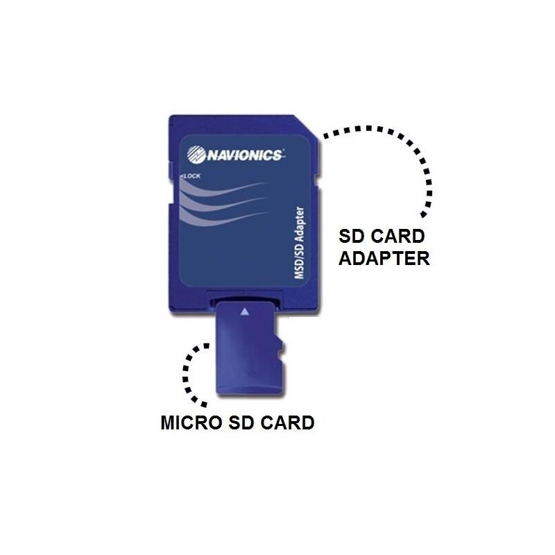 NAVIONICS European PLATINUM+  XL Areas